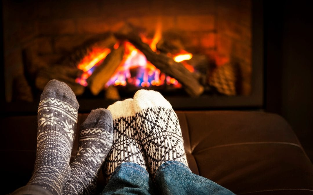 prepare your fireplace before using it this winter